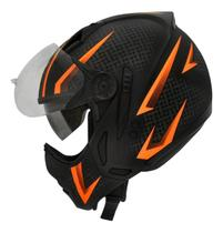 Capacete Peels Mirage Storm Esportivo Moto Fechado Integral Masculino Feminino Lançamento -