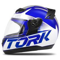 Capacete Pro Tork 788 G7 Evolution Brilhante Claro Fechado -