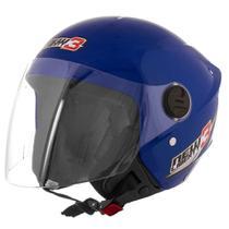 Capacete Pro Tork New Liberty Three 3 Moto Motoqueiro Motoboy Motociclista -