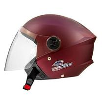 Capacete pro tork new liberty three elite candy red tam 58 -