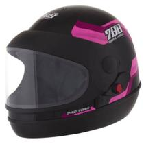 Capacete Pro Tork Sport Moto 788 Rosa - Ls2
