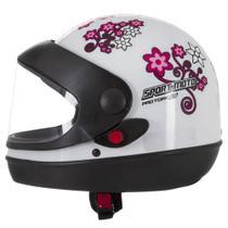 Capacete Pro Tork Sport Moto For Girls -