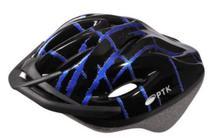 Capacete PTK Bicicleta Podium azul/pto 381 - PROTEK -