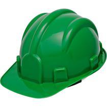 Capacete Segurança Carneira Verde  Pro .Inmetro - Delta Plus