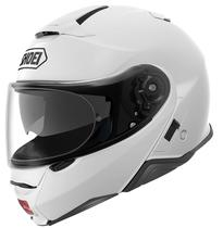 Capacete Shoei Escamoteavel Robocop Neotec II White Branco -