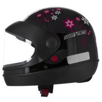 Capacete sport moto for girls pro tork -
