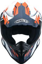 Capacete Trilha Motocross Helt Mx Traction Cross Off Road 58M -