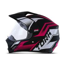 Capacete Trilha Pro Tork TH1 Vision New Adventure -