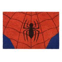 Capacho Aranha Marvel Homem Aranha 61x41x1,5cm -