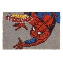 Capacho Marvel Homem Aranha 61x41x1,5cm -