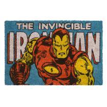 Capacho Marvel Iron Man 61x41x1,5cm -