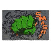 Capacho Marvel Mão Incrível Hulk 61x41x1,5cm -