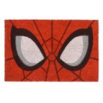 Capacho Marvel Máscara Homem Aranha 61x41x1,5cm -
