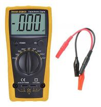 Capacímetro Digital Hcp-200 Hikari - 20.000 Microfarads 0,5% -