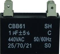 Capacitor 1uf x 450v Ar Condicionado - Lg