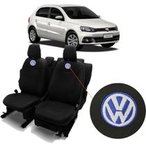 Capas De Bancos Automotivos Couro Carro Específicas Volkswagen Gol G5 2008 a 2013 - Mga