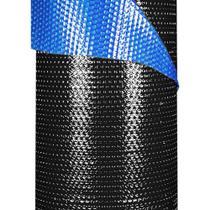 Capas Térmica para Piscina 8 x 4 - 300 Micras - BLUE/BLACK - Capa Bolha Piscina - Lazermix capas para piscinas bauru