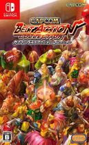 Capcom Belt Action Collection 7 jogos - Switch -