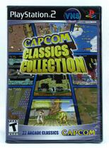 Capcom classics collection - ps2 -