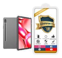 """Capinha Air Anti Impacto Transparente Galaxy Tab S7 Tela 11"""" - Danet"""