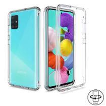Capinha Capa 360 Frente Verso Dupla Camada Samsung Galaxy A71 - Encapar