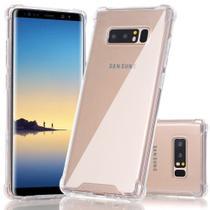 Capinha Capa Anti Impactos Antiqueda Transparente Samsung Galaxy Note 8 - Encapar