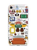 Capinha Capa para celular Samsung Galaxy J5 PRO (sm-J530) - Friends 1 - Fanatic Store