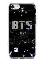 """Capinha Capa para celular Samsung Galaxy S10e (5.8"""") - BTS Army - Fanatic Store"""