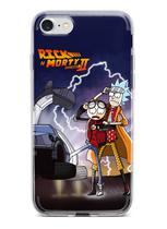 """Capinha Capa para celular Samsung Galaxy S20 PLUS (6.7"""") - Rick and Morty 8 - Fanatic Store"""