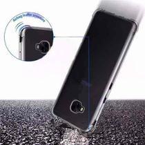 Capinha capa Reforçada anti-impacto Zenfone 4 Selfie Zd553kl + Pelicula de Gel - Pere
