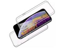 Capinha Case Frente E Verso Proteção 360 iPhone 11 Pro Max - Inova Cases