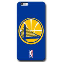 Capinha de Celular NBA - Iphone 6 Plus 6S Plus -  Golden State Warriors - NBAA10 - Apple