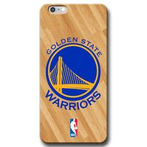 Capinha de Celular NBA - Iphone 6 Plus 6S Plus -  Golden State Warriors - NBAB10 - Apple