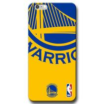 Capinha de Celular NBA - Iphone 6 Plus 6S Plus -  Golden State Warriors - NBAD10 - Apple