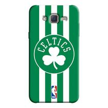 Capinha de Celular NBA - Samsung Galaxy J7 - Boston Celtics - NBAE21
