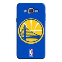 Capinha de Celular NBA - Samsung Galaxy J7 - Golden State Warriors - NBAA10