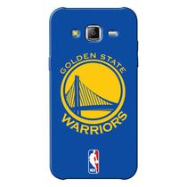Capinha de Celular NBA - Samsung Galaxy J7 - Golden State Warriors - NBAA12