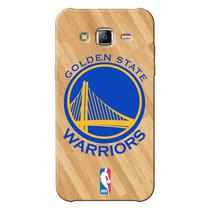 Capinha de Celular NBA - Samsung Galaxy J7 - Golden State Warriors - NBAB10