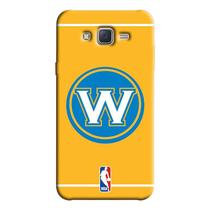 Capinha de Celular NBA - Samsung Galaxy J7 - Golden State Warriors - NBAE11