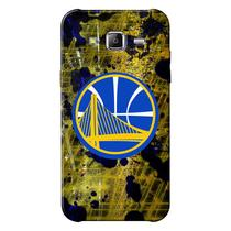 Capinha de Celular NBA - Samsung Galaxy J7 - Golden State Warriors - NBAF10