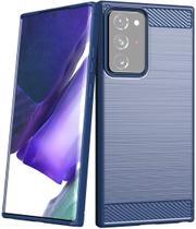 """Capinha Fibra de Carbono Samsung Galaxy Note 20 Ultra 6.9"""" - Danet"""