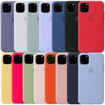 Capinha Iphone 11 case silicone -
