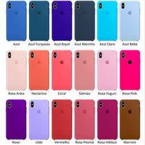 Capinha Iphone  XR case silicone -
