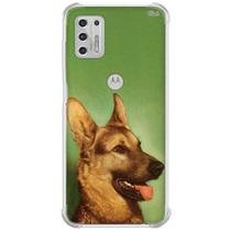 Capinha p/ moto g stylus 2021 (2091) pop art dog 1 - Quarkcase
