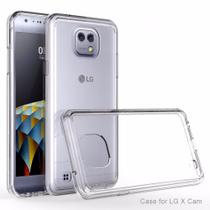 Capinha Para Lg X Cam - Flexivel Transparente - Maston