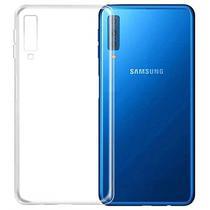 Capinha + Pelicula de Gel Samsung Galaxy A7 2018 SM-A750 - Fse acessórios
