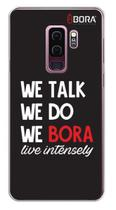 Capinha Preta - We Bora - Samsung Galaxy S9 Plus - Use Bora