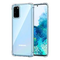 Capinha Samsung Galaxy S20 Bordas Reforçadas Antiqueda Antishock - Coronitas Acessorios