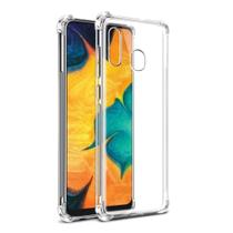 Capinha Silicone Anti Impacto Galaxy A30 - Armyshield -
