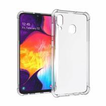 Capinha Silicone Antichoque Samsung Galaxy A20 - Hrebros